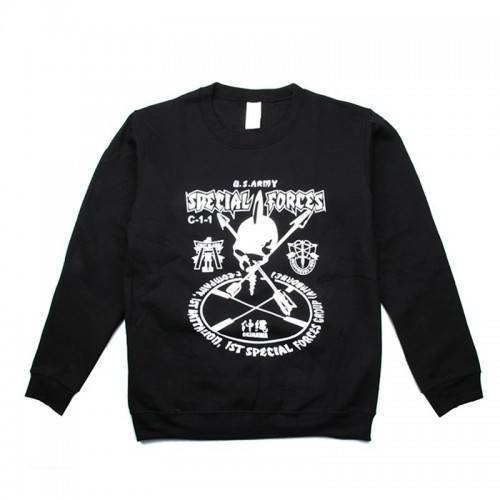 Waterfull C11 Sperial Force Style Heavy Blend Crewneck Sweatshirt