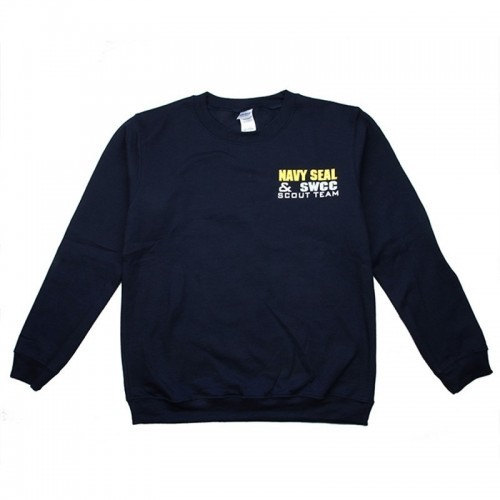 Waterfull Seal and SWCC Style Heavy Blend Crewneck Sweatshirt