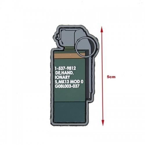 TMC MK13 Flashbang PVC Patch