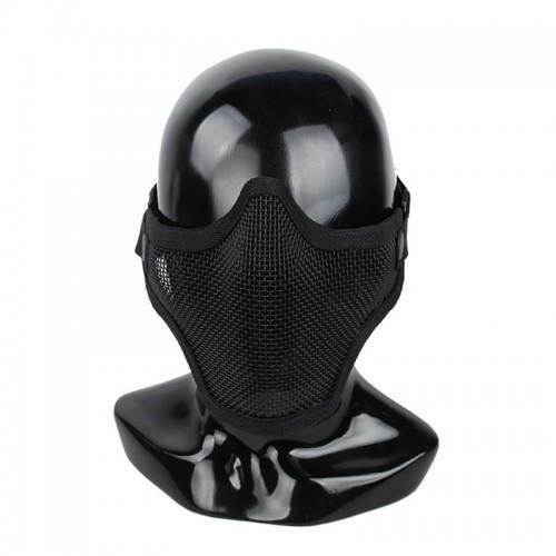 TMC V1 Metal Mesh Half Face Airsoft Mask 2.0