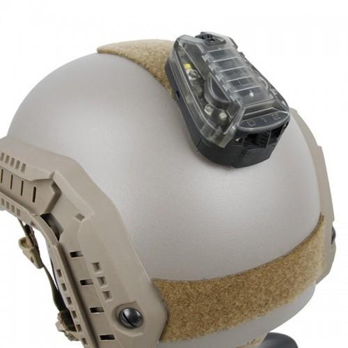 FMA Halo Star 6 GenIII Helmet Mounted Light