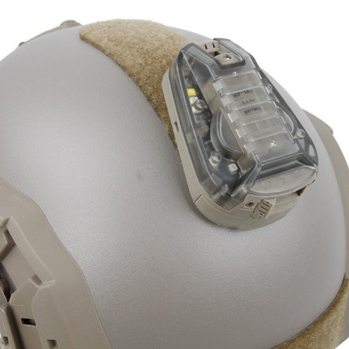 FMA Halo Star 6 GenIII Helmet Mounted Light