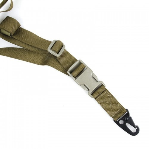 TMC Lightweight Adjustable Single Point Padded Gun Sling