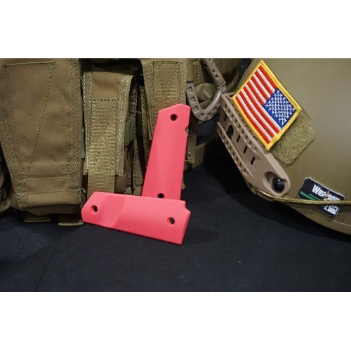 FMA Nylon Frosted Surface M1911 Grip Set