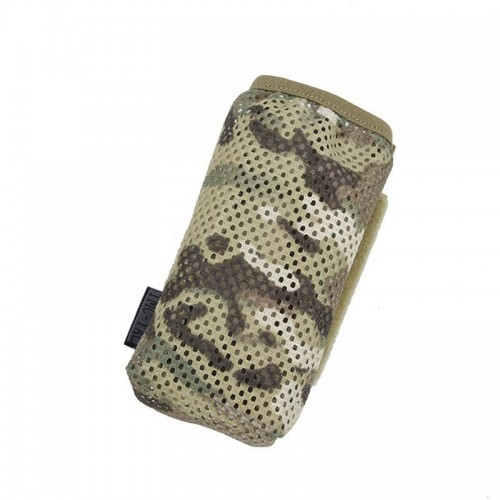 TMC Tactical Lightweight Mesh Water Bottle Pouches Velcro Version