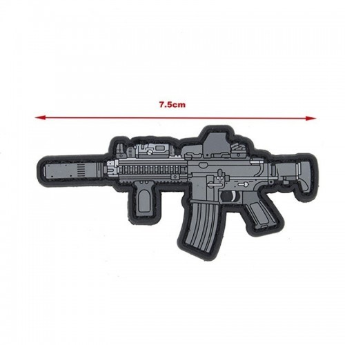 TMC 416C Rifle PVC Patch