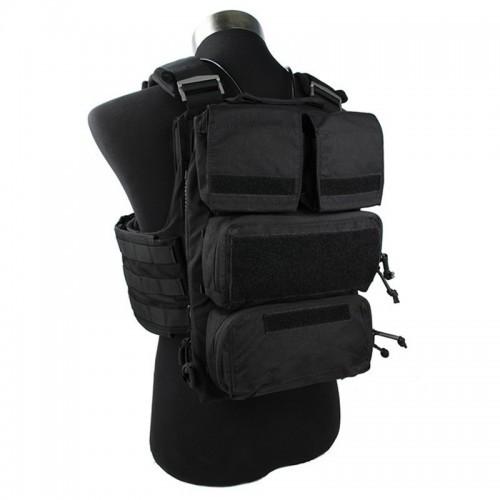 TMC Vest Pouch Zip On Panel 2.0