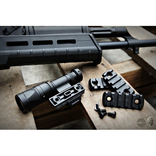 AABB M-Lock Nylon Picatinny Rail Sections Set