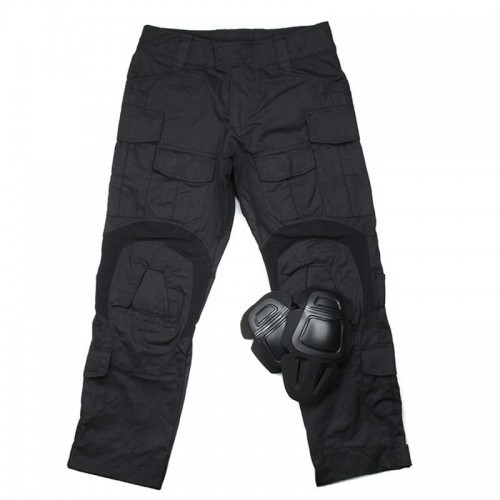TMC Gen3 Origianl Cutting Combat Trouser with Knee Pads 2018 Version (Black)