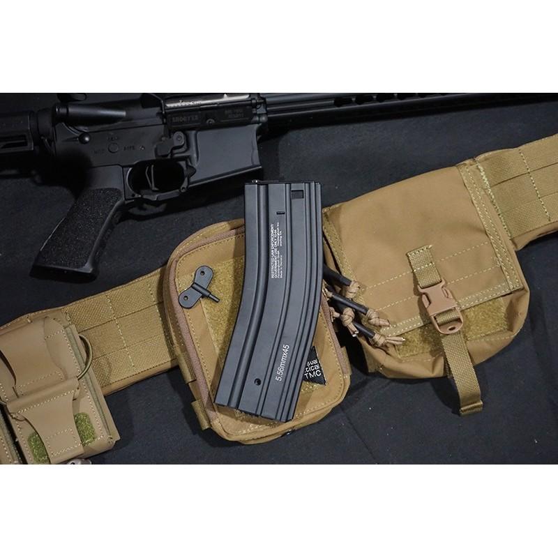 JG 300Rds M4 Metal Magazine