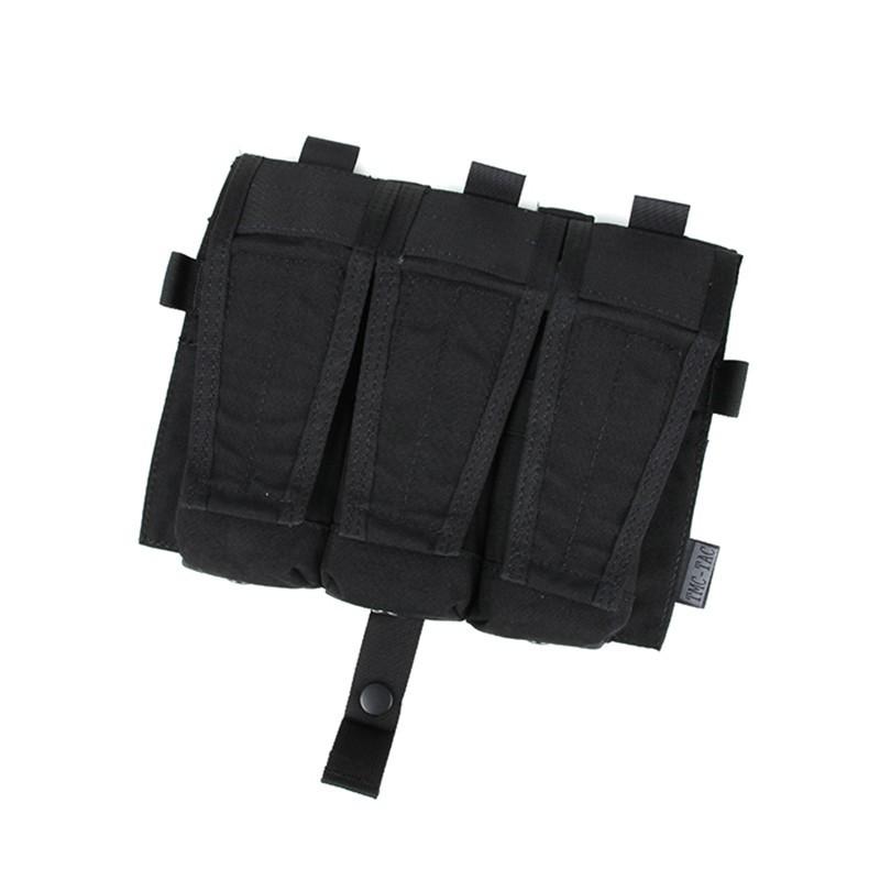TMC Detachable Triple M4 Pouch Panel