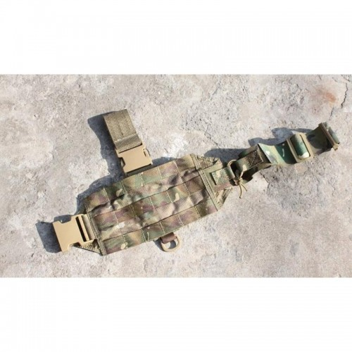 TMC Molle Modular Drop Leg Panel (Multicam)