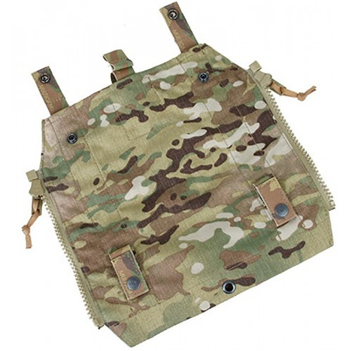 TMC Vest Molle Zip On Panel