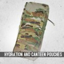 Hydration and Canteen Pouches