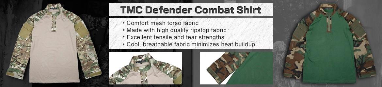 Defender Shirts