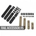 RAIL ACCESSORIES