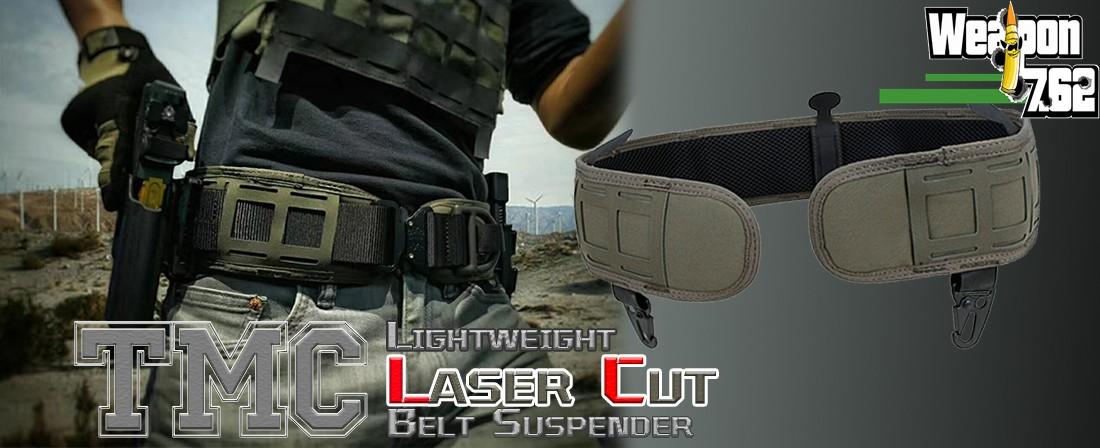 Laser Cut Tactical Suspender